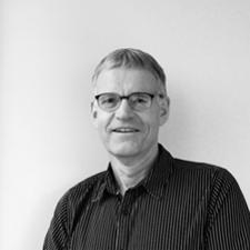 Sivilarkitekt Stein Jarle Helgeland.