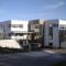 Arkitektkontoret Brekke Helgeland Brekke AS har tegnet Haugesund Toppidrettsgymnas