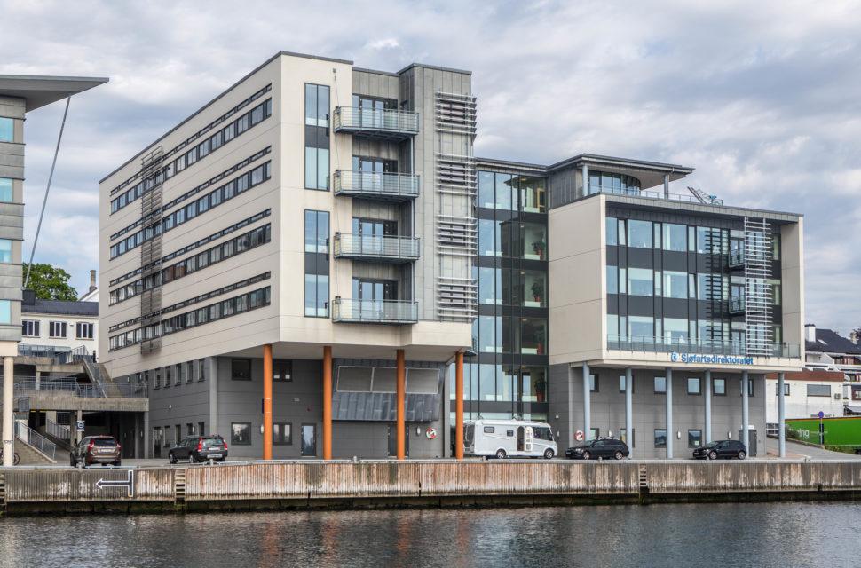 Arkitektkontoret Brekke Helgeland Brekke AS Sjøfartsdirektoratet