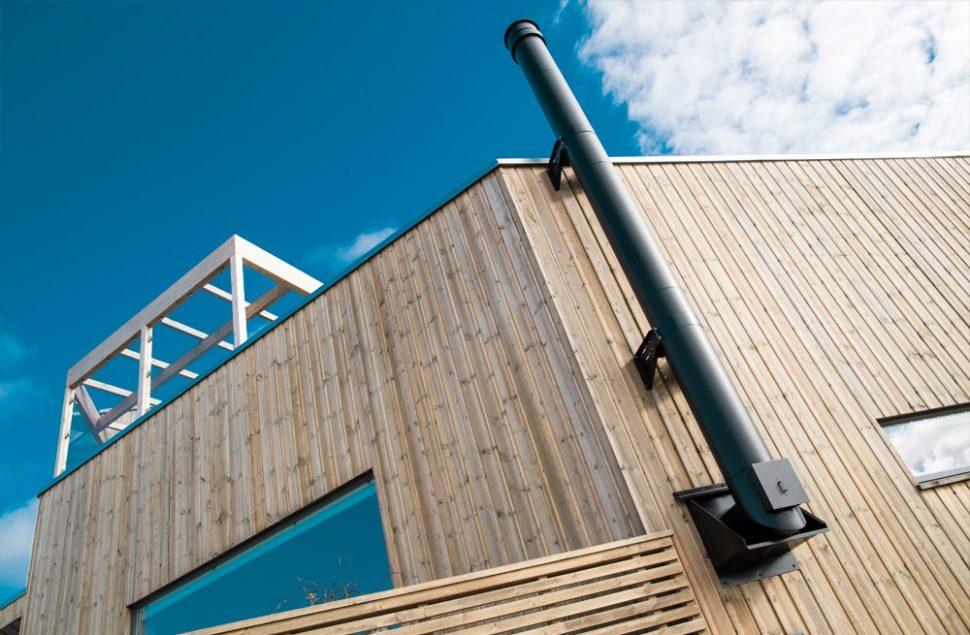 Odd Hansen boligprosjekt på Ådland av Arkitektkontoret Brekke Helgeland Brekke AS