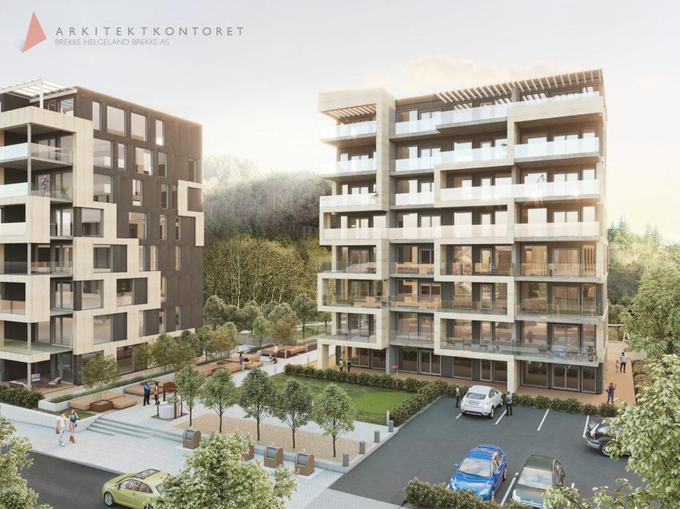 Arkitektkontoret Brekke Helgeland Brekke AS