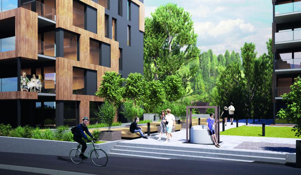Arkitektkontore Brekke Helgeland Brekke AS og Øystein Grønhaug